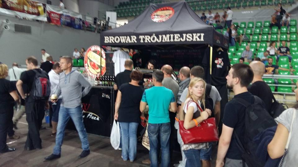 Festiwal Piwa BerrGoszcz w Bydgoszczy 19.09.2015