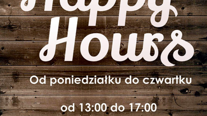 Happy Hours w Lubrow Tap House Wejherowo