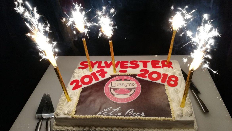 Sylwester 2017/2018  Browar Lubrow Wejherowo